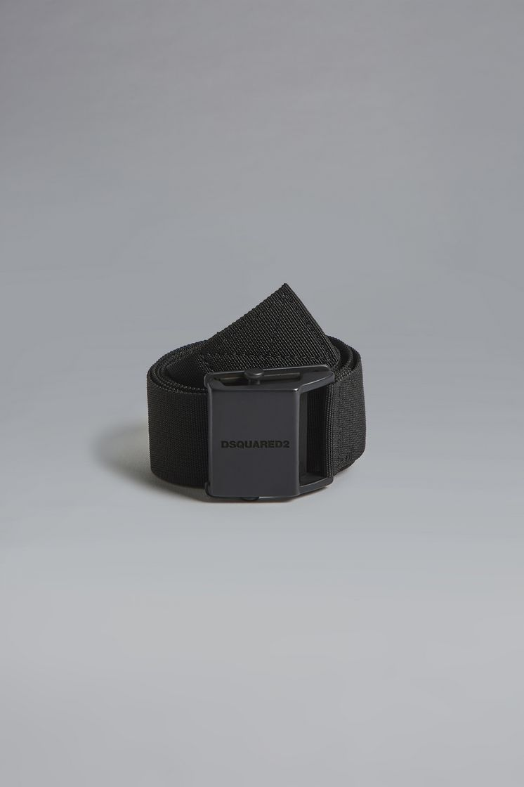 DSQUARED2 Bionic Sport Military Eden Buckle Belt Belt Man