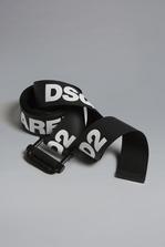 DSQUARED2 Bionic Sport Dsquared2 Tape Buckle Belt Belt Man
