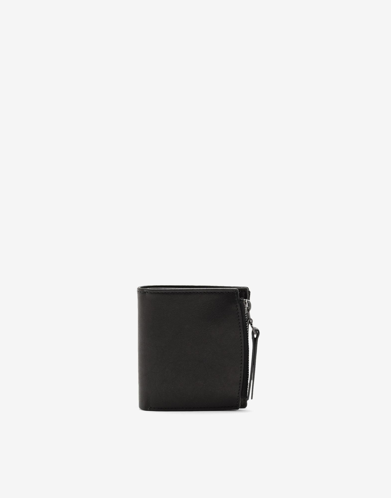 MAISON MARGIELA Folded leather wallet Wallet Man f