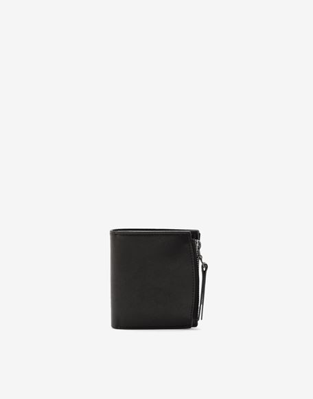 MAISON MARGIELA Folded leather wallet Wallets Man f