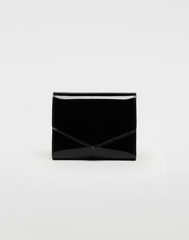 MAISON MARGIELA Wallet [*** pickupInStoreShipping_info ***] Patent leather wallet f