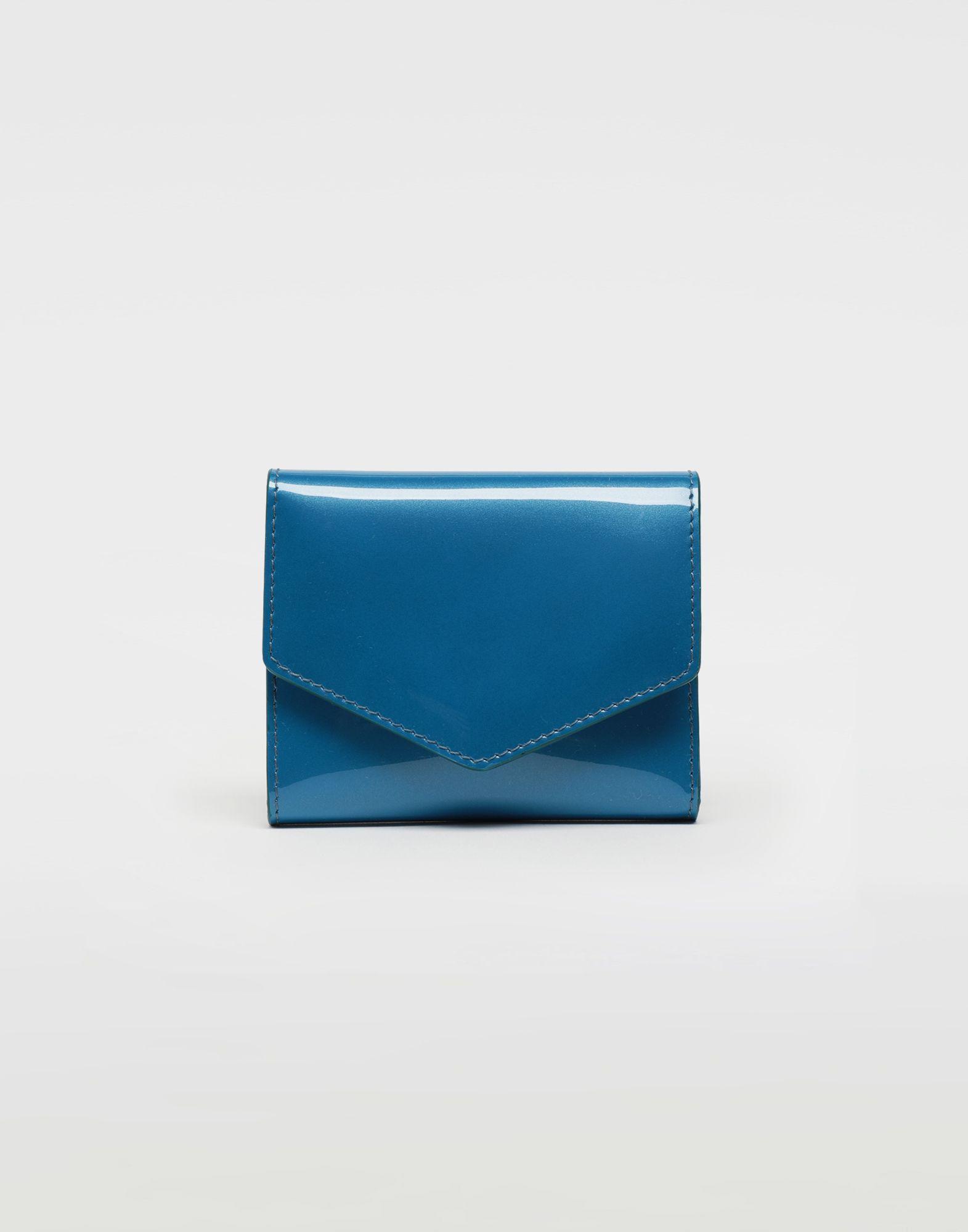 MAISON MARGIELA Patent leather wallet Wallet Woman f