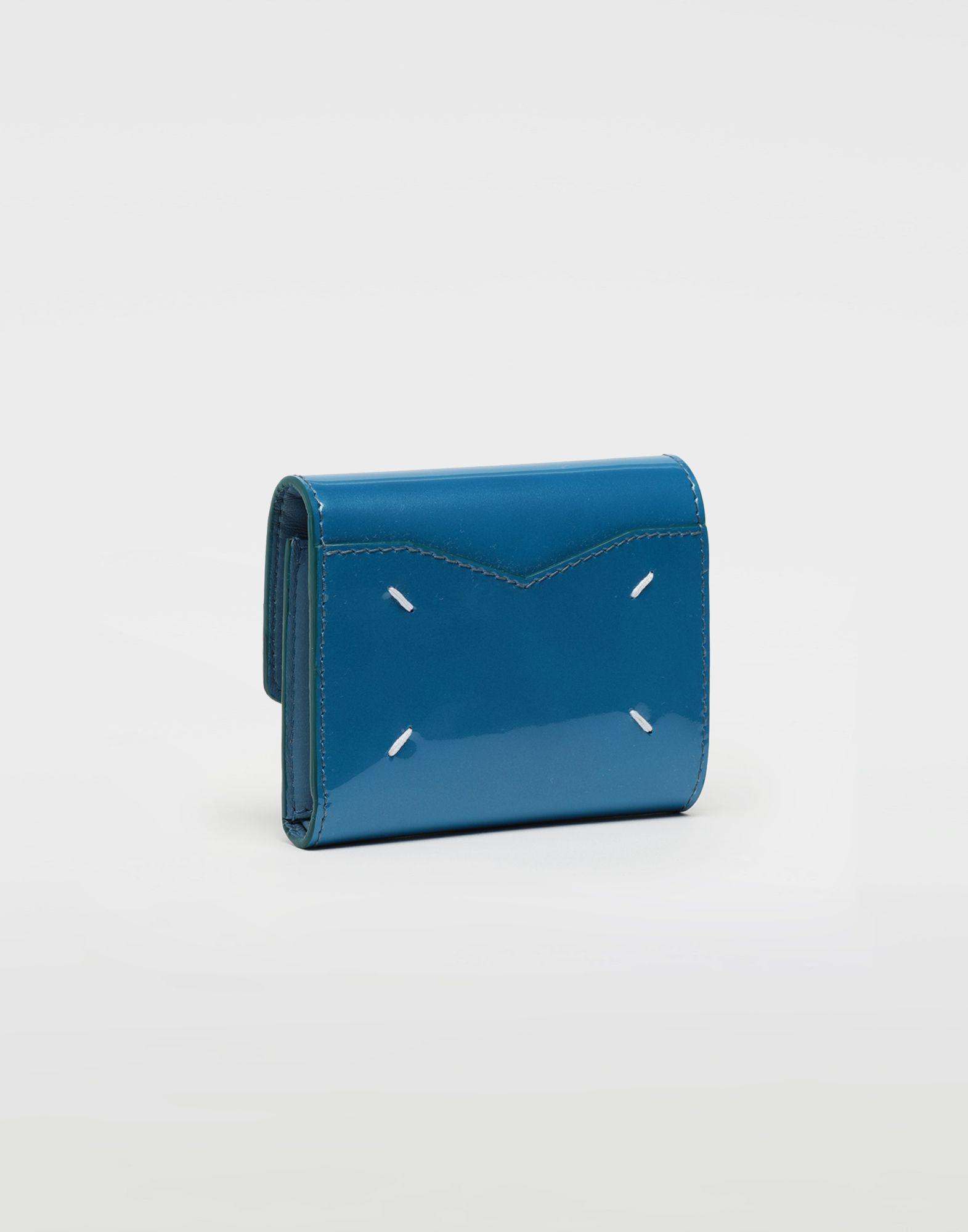 MAISON MARGIELA Patent leather wallet Wallet Woman r