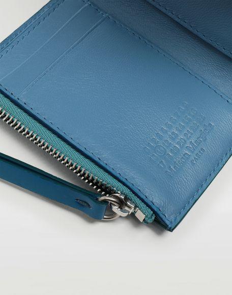 MAISON MARGIELA Patent leather wallet Wallet Woman a