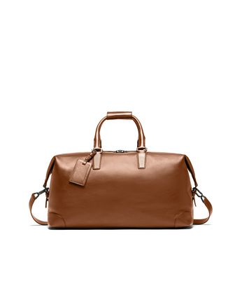 Brown Holdall