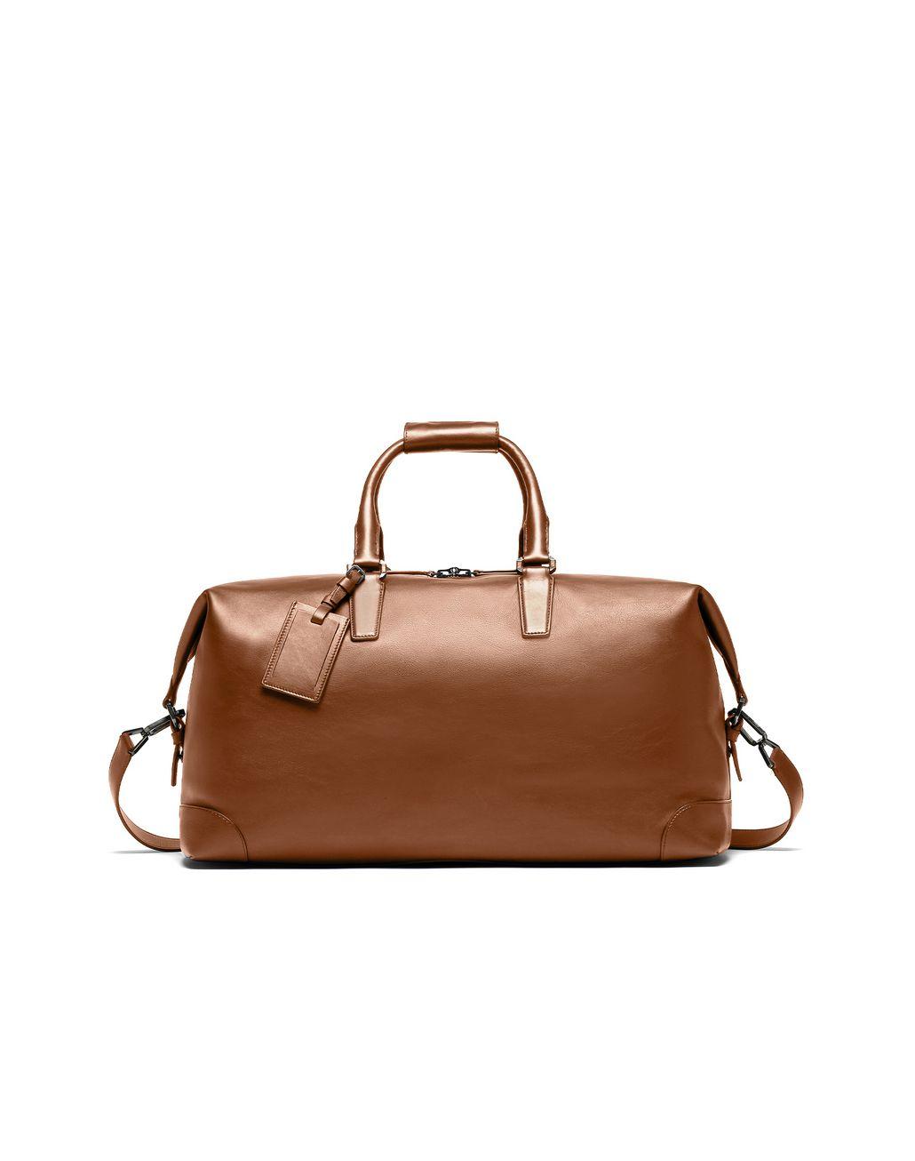 BRIONI Коричневая дорожная сумка Сумка Для Мужчин f