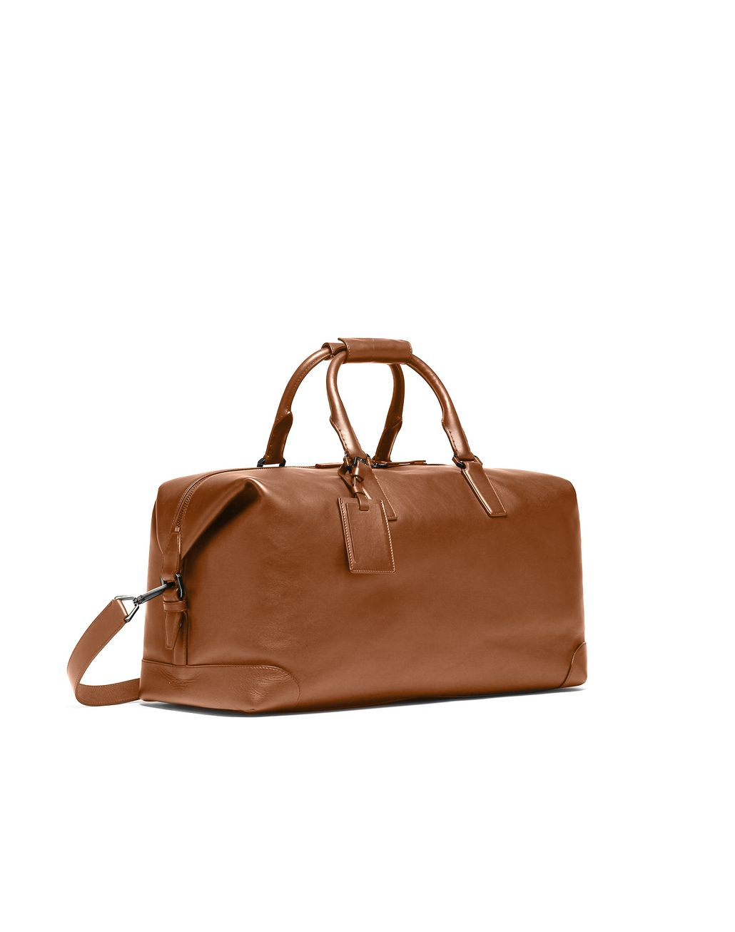 BRIONI Brown Holdall Bag Man r