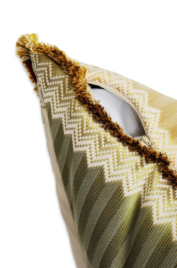 MISSONI HOME WELLS CUSHION E, Side view