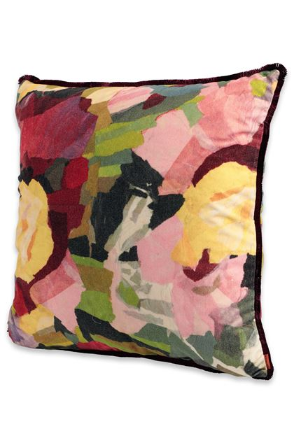 MISSONI HOME WIGHT CUSHION Garnet E - Back