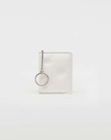 MAISON MARGIELA Glam Slam keyring wallet Wallets Woman f