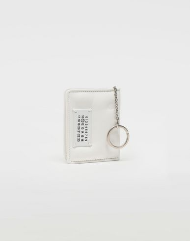 MAISON MARGIELA Wallets Woman Glam Slam keyring wallet r