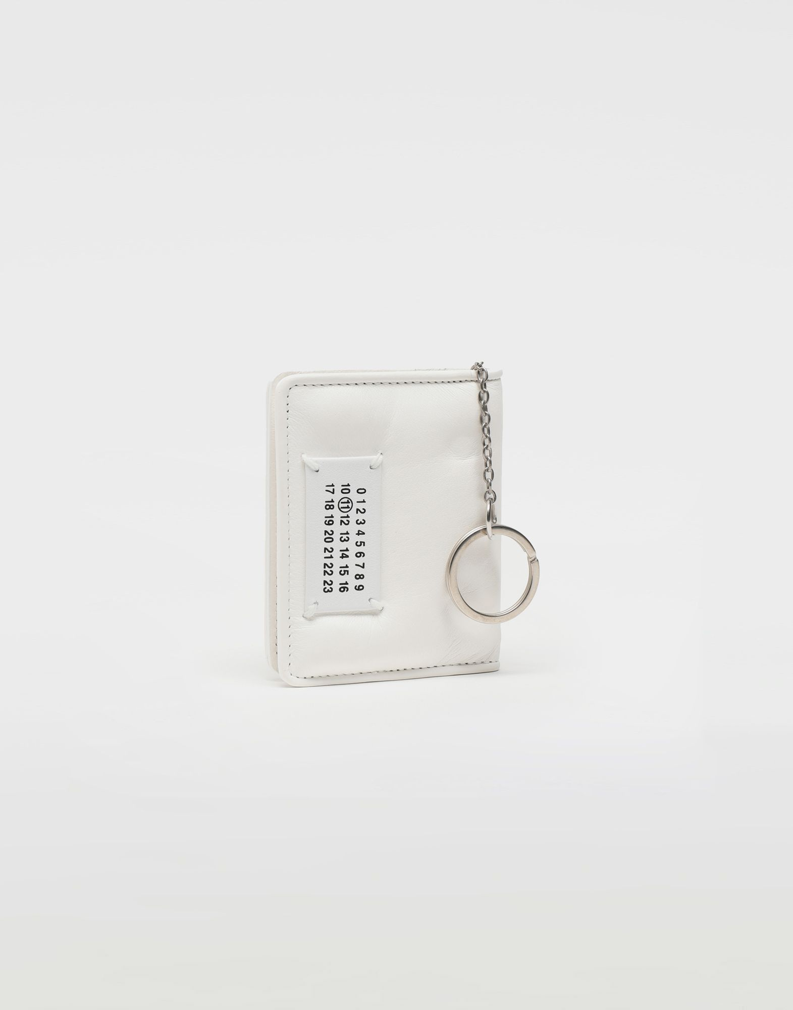 MAISON MARGIELA Glam Slam keyring wallet Wallets Woman r