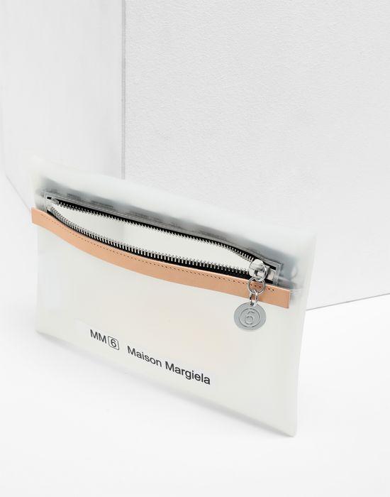 MM6 MAISON MARGIELA Zip pouch bag Wallets [*** pickupInStoreShipping_info ***] d