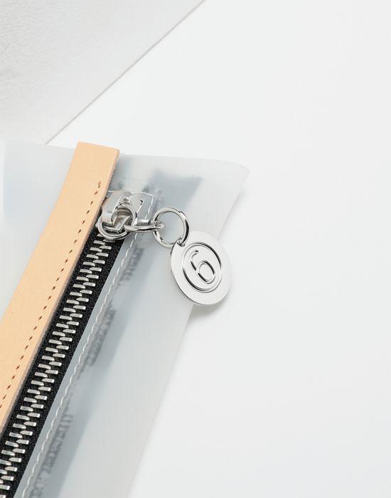 MM6 MAISON MARGIELA Zip pouch bag Wallet [*** pickupInStoreShipping_info ***] e