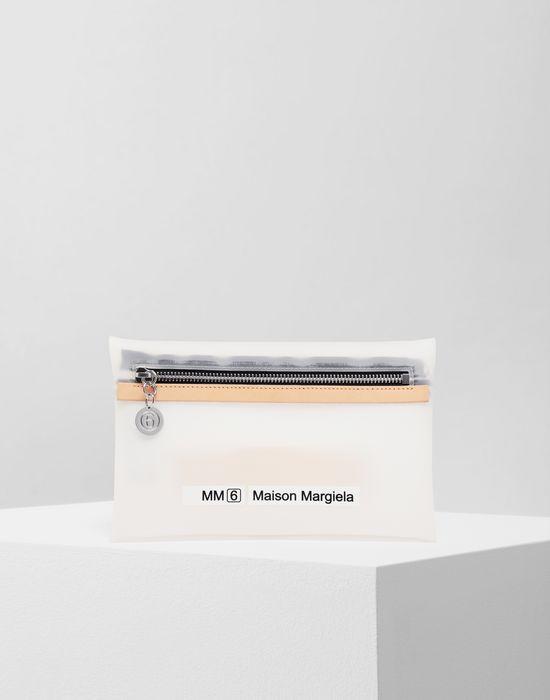MM6 MAISON MARGIELA Zip pouch bag Wallet [*** pickupInStoreShipping_info ***] f