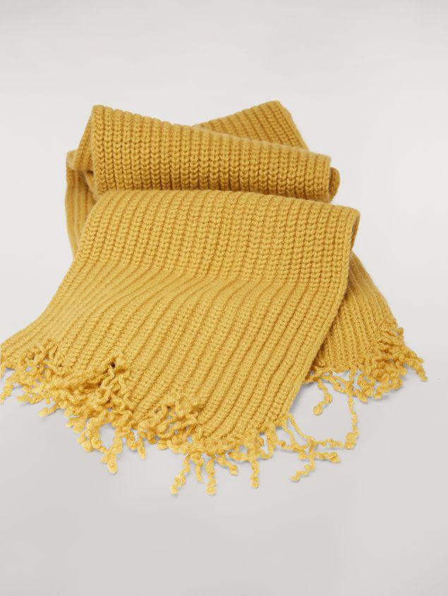 Marni Schal aus Schurwolle in der Farbe Acid Herren - 3