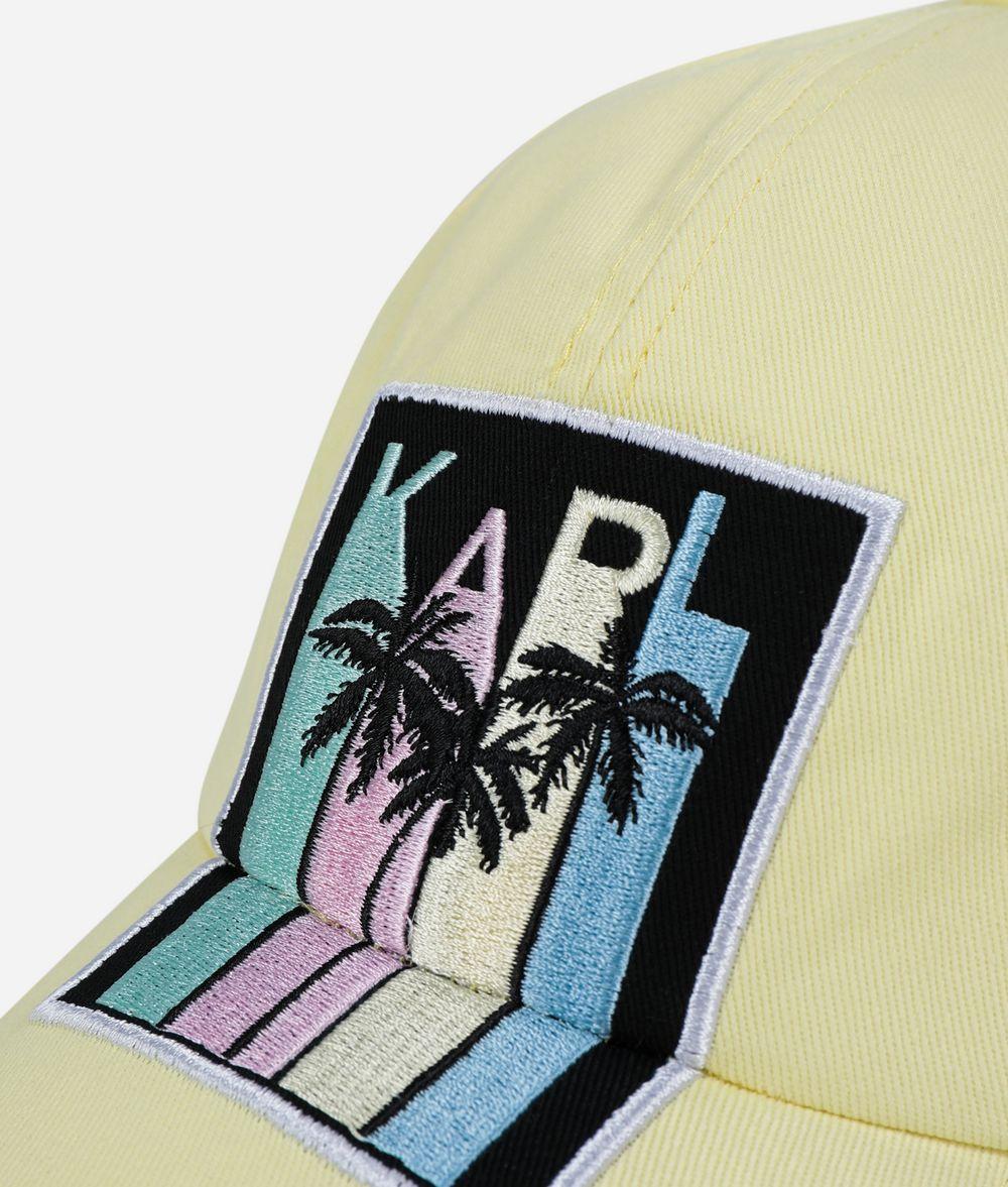 KARL LAGERFELD K/Karlifornia Cap Hat Woman d