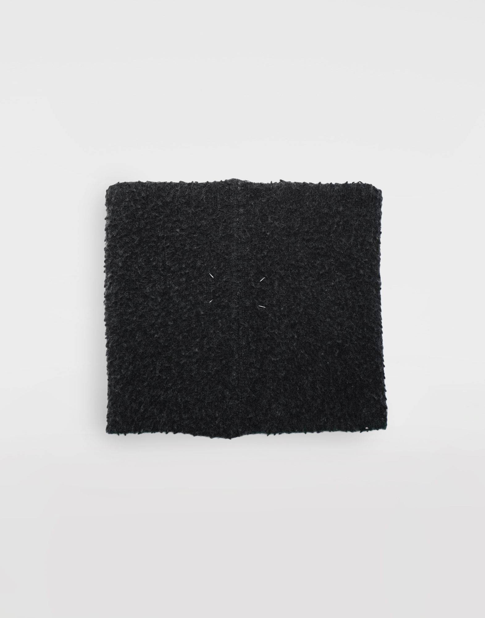 MAISON MARGIELA Bobble wool snood Scarf Man d