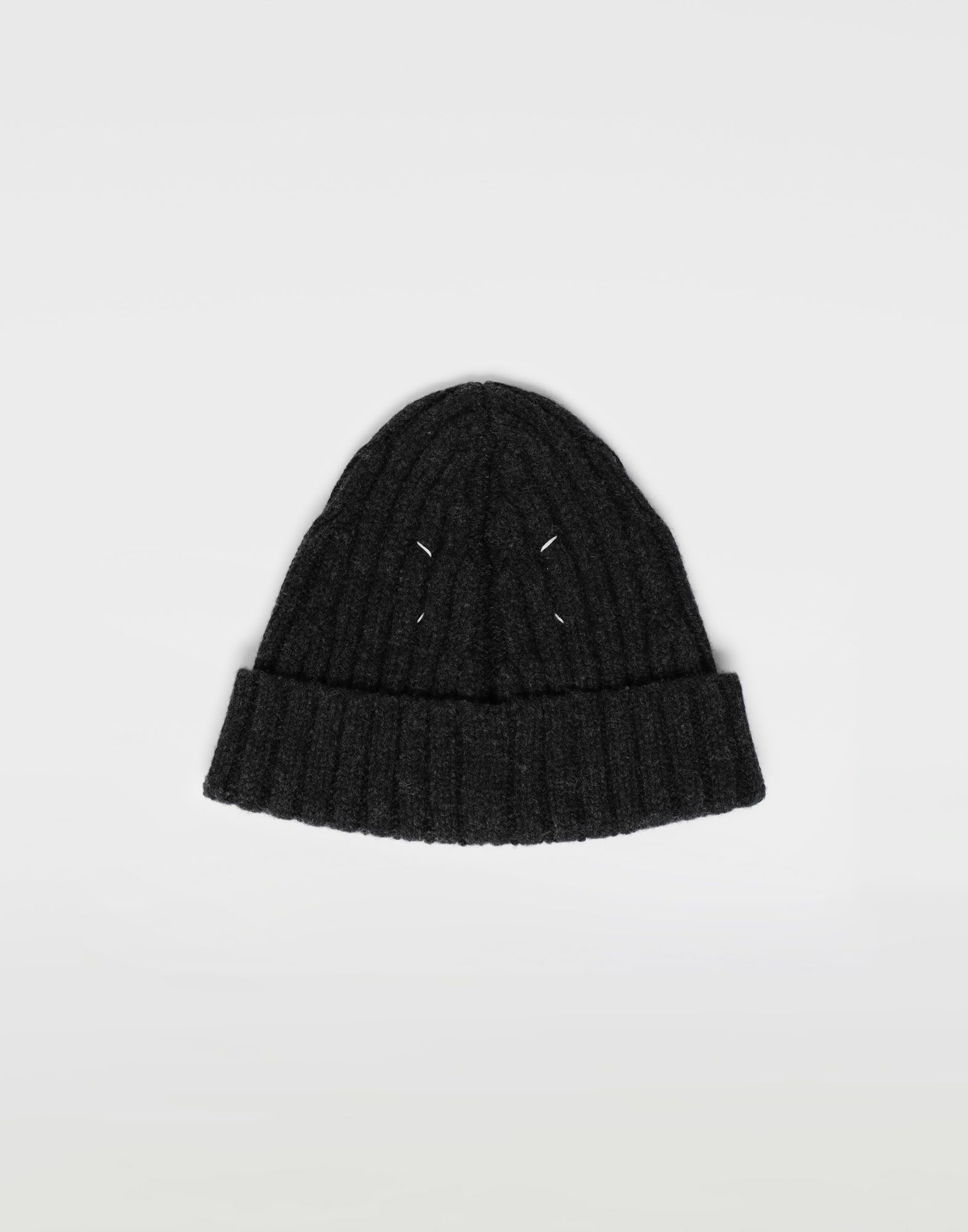 MAISON MARGIELA Wool beanie Hats and Caps Man r