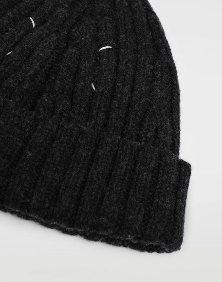 MAISON MARGIELA Wool beanie Hats and Caps Man d