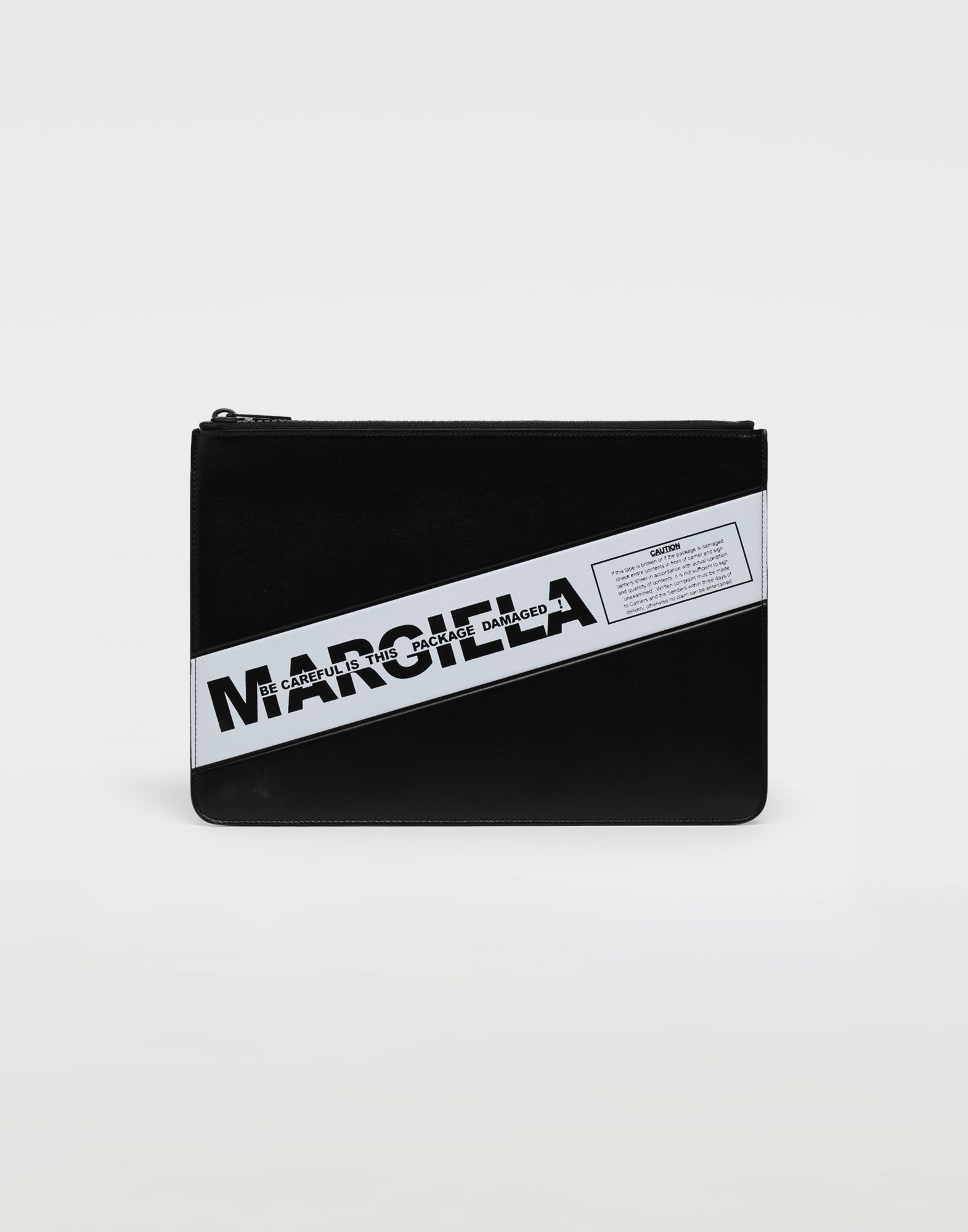 MAISON MARGIELA Logo pouch Wallets Man f