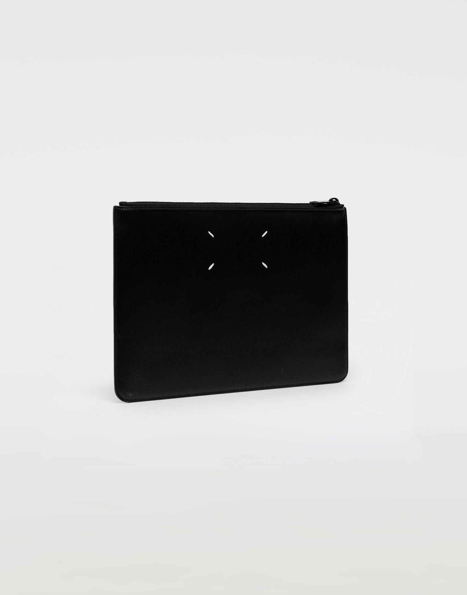 MAISON MARGIELA Logo pouch Wallets Man r