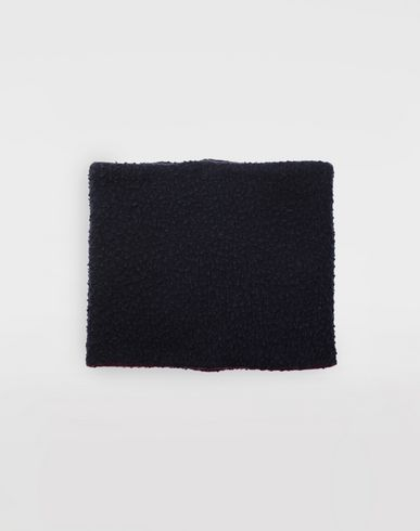 MAISON MARGIELA Bobble wool snood Scarf Man f