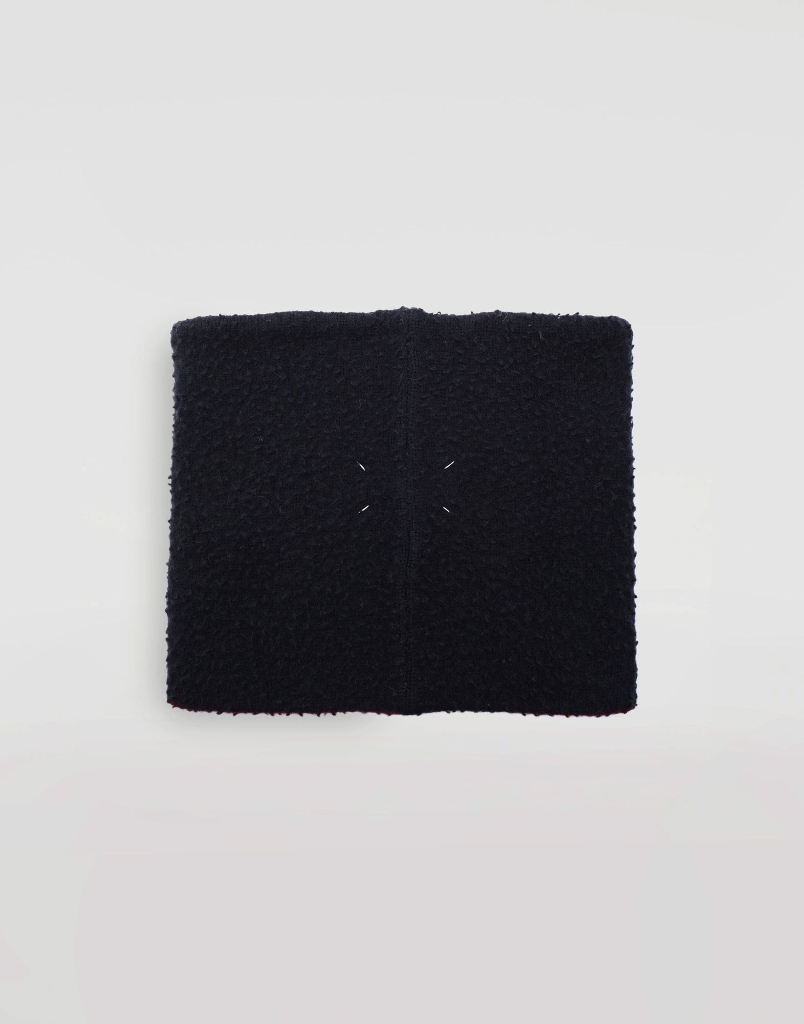 MAISON MARGIELA Bobble wool snood Scarves and Stoles Man d