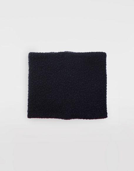 MAISON MARGIELA Bobble wool snood Scarves and Stoles Man f