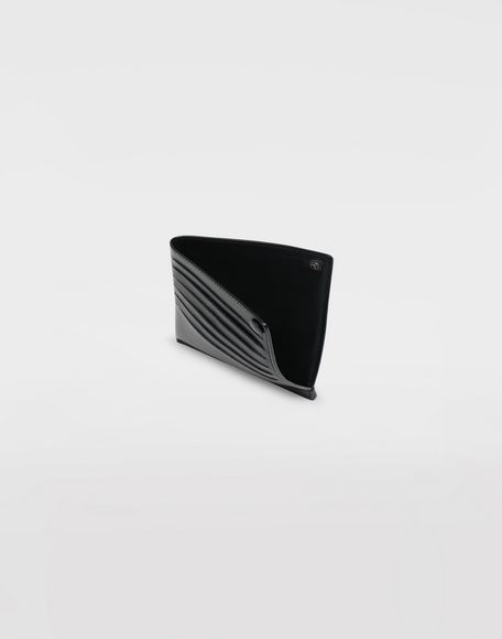 MAISON MARGIELA Leather popper wallet Wallet Man d