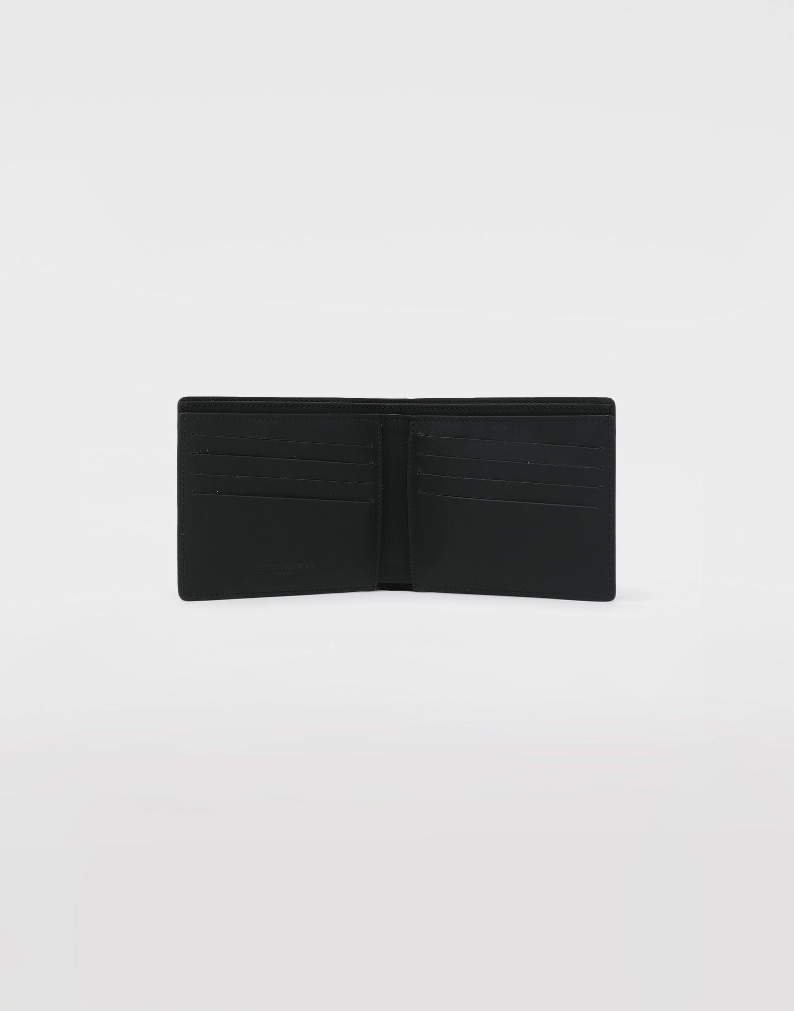 MAISON MARGIELA Metallic logo wallet Wallets Man d