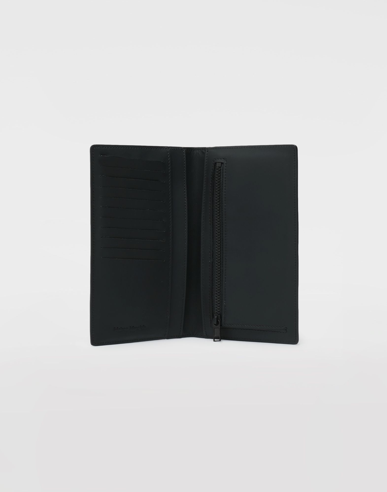MAISON MARGIELA Leather fold-over wallet Wallets Man d