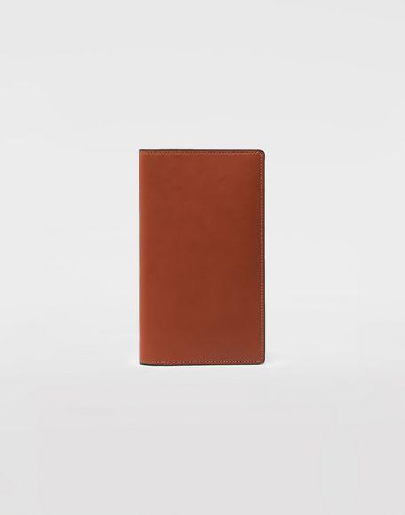 MAISON MARGIELA Leather fold-over wallet Wallets Man f