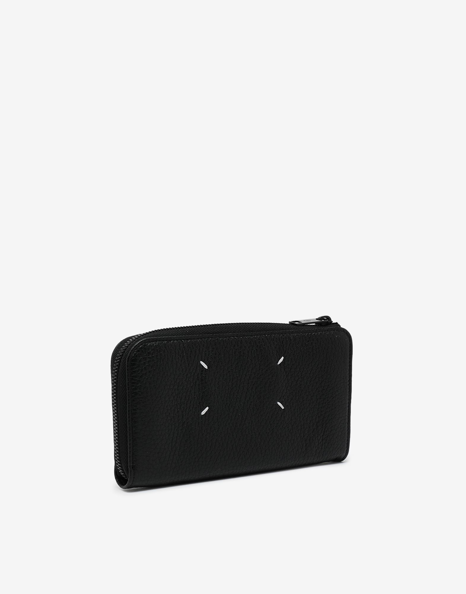 MAISON MARGIELA Leather zip wallet Wallet Man r