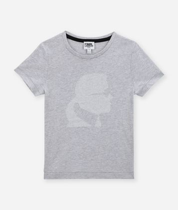 KARL LAGERFELD KARL HEAD T-SHIRT