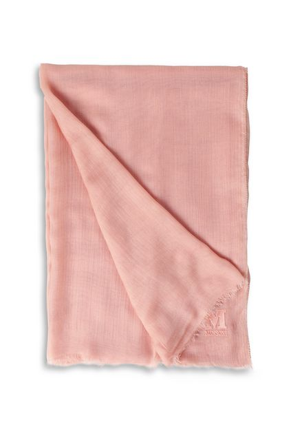 M MISSONI Stole Pink Woman - Front