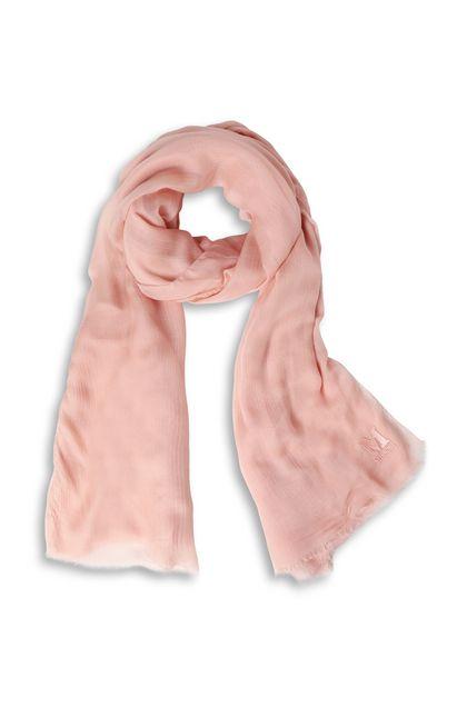 M MISSONI Палантин Розовый Для Женщин - Обратная сторона