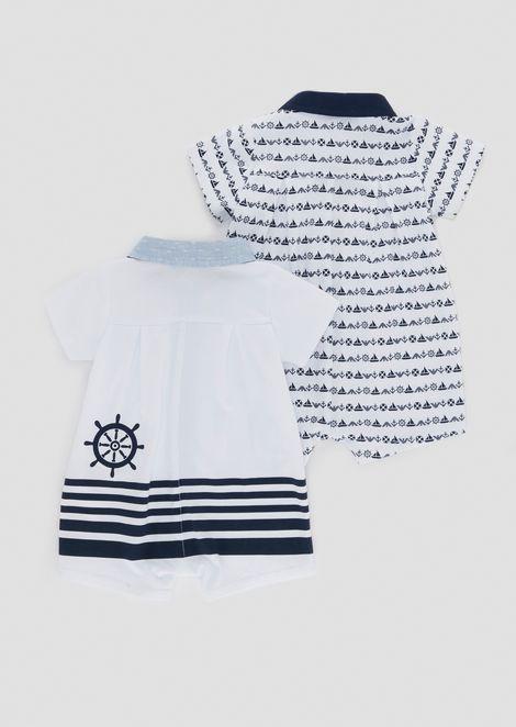 EMPORIO ARMANI Baby Gift Set Man r