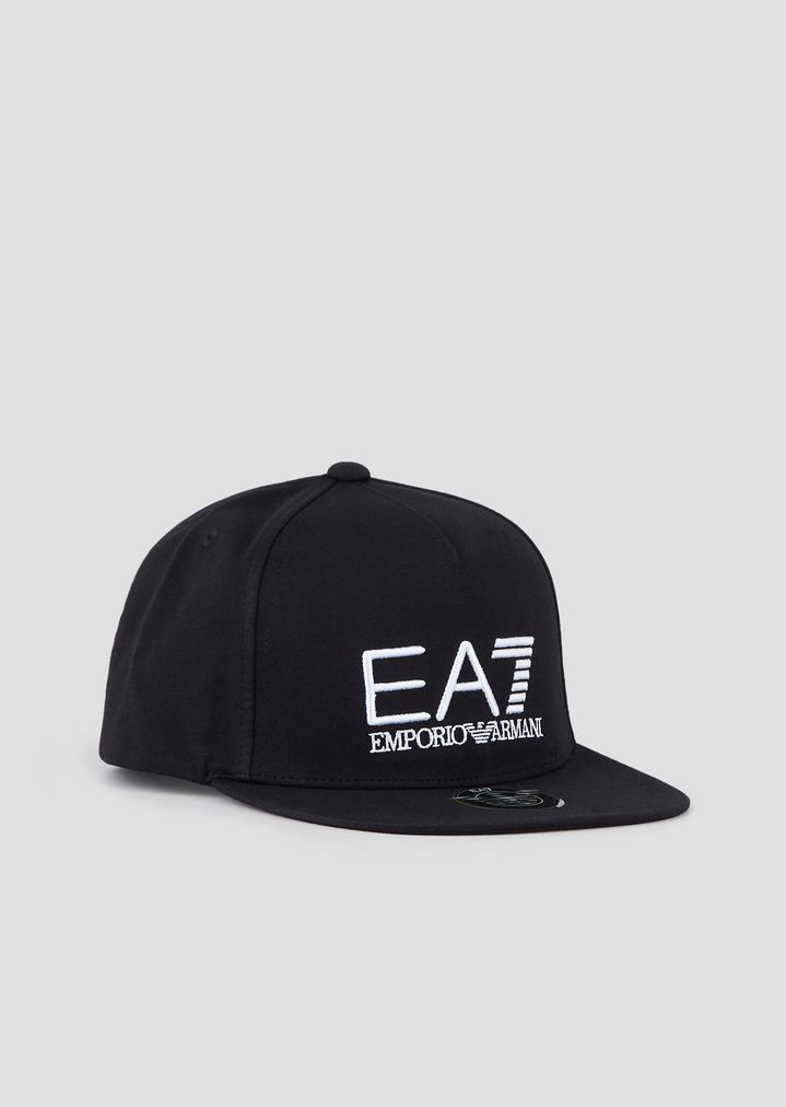 af86e737f8 Two-tone baseball cap with front logo