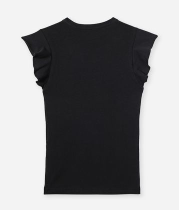 KARL LAGERFELD T-SHIRT LOGO DRESS