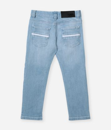 KARL LAGERFELD SIDE STRIPE JEANS