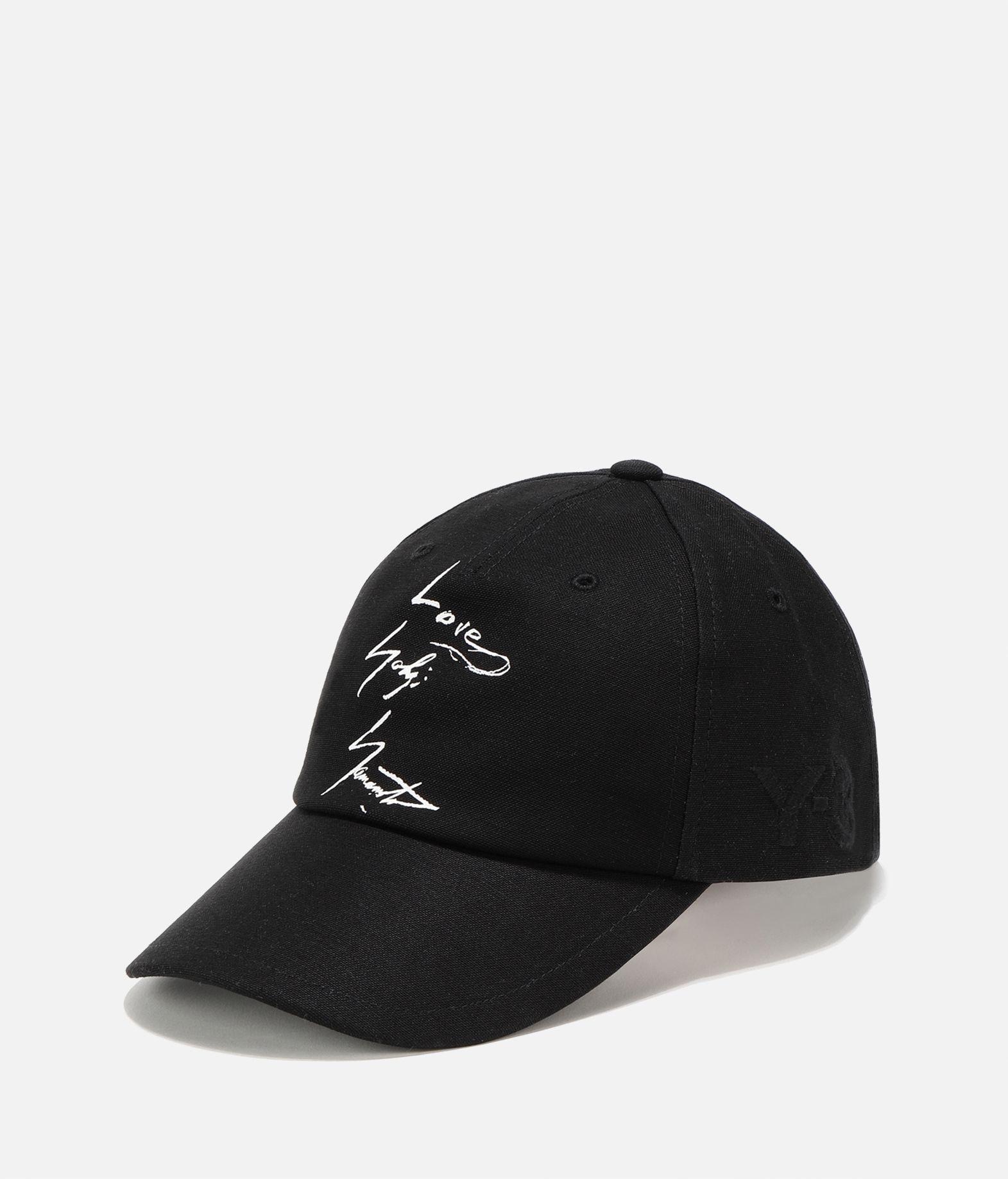 Y-3 Y-3 YOHJI CAP Cap E f