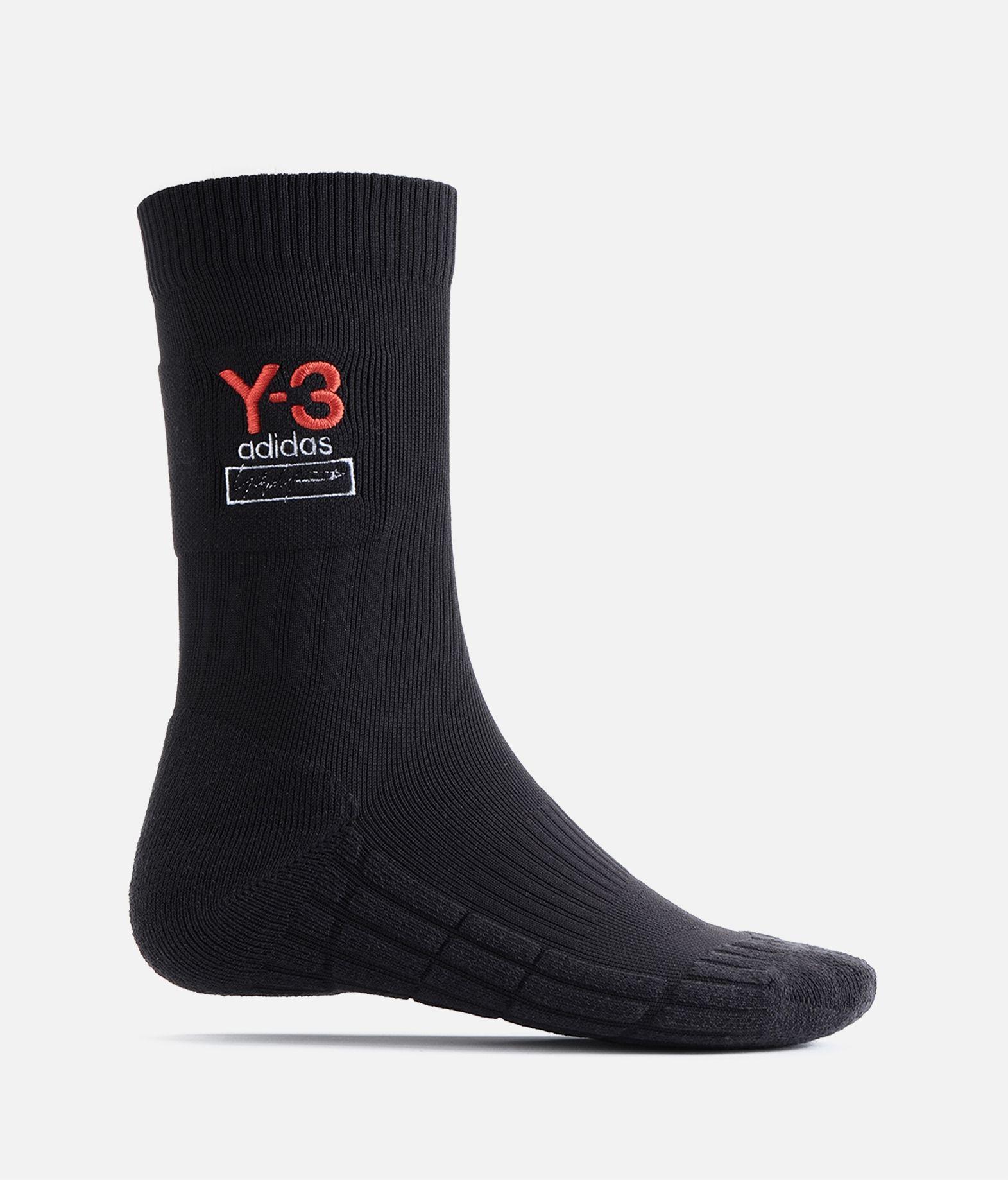Y-3 Y-3 Logo Socks Calzini E f