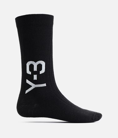 Y-3 Wool-Nylon Socks