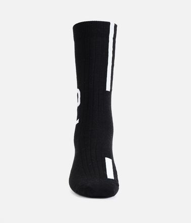 Y-3 Socks E Y-3 Wool-Nylon Socks r