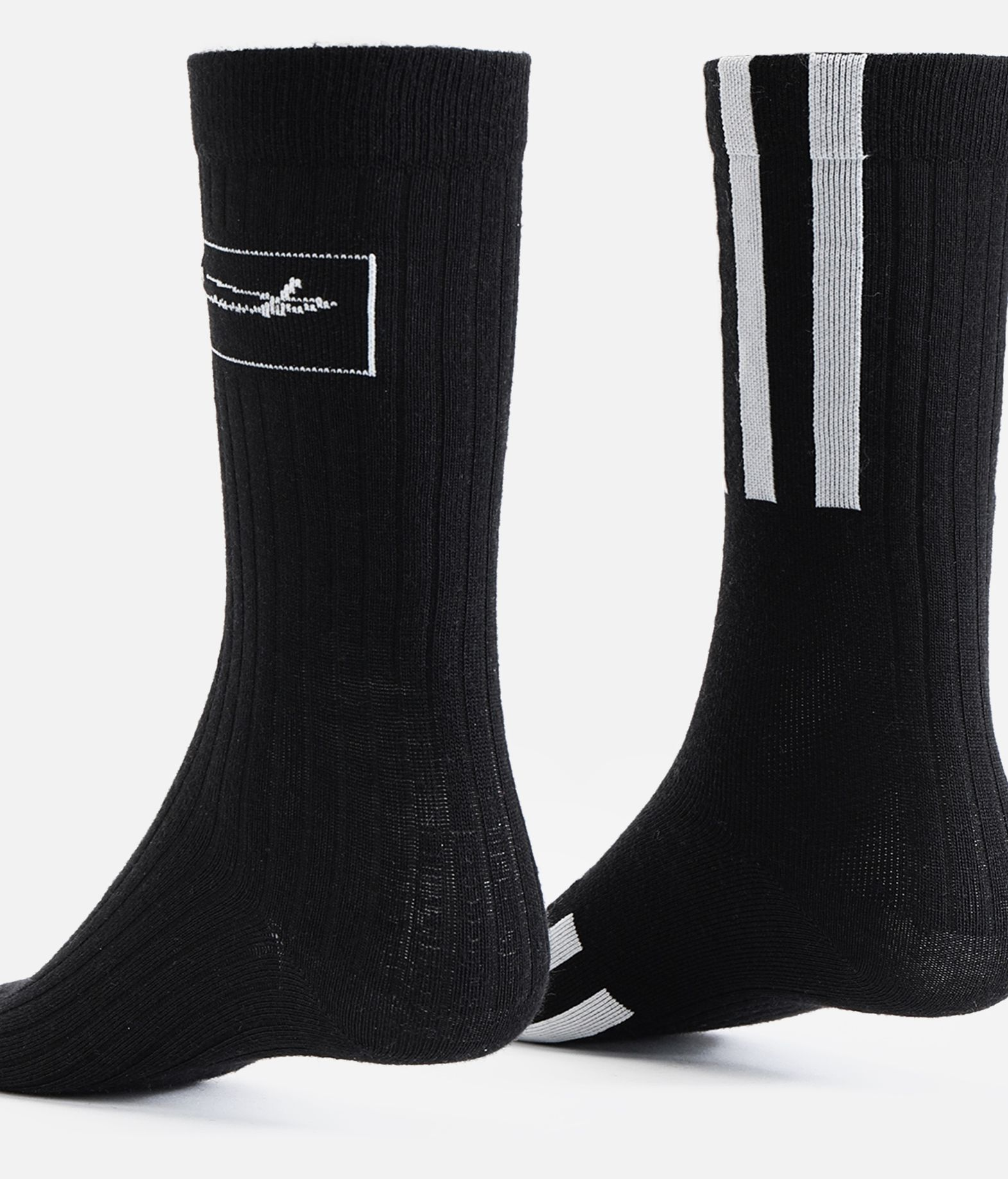 Y-3 Y-3 Wool-Nylon Socks Socks E d