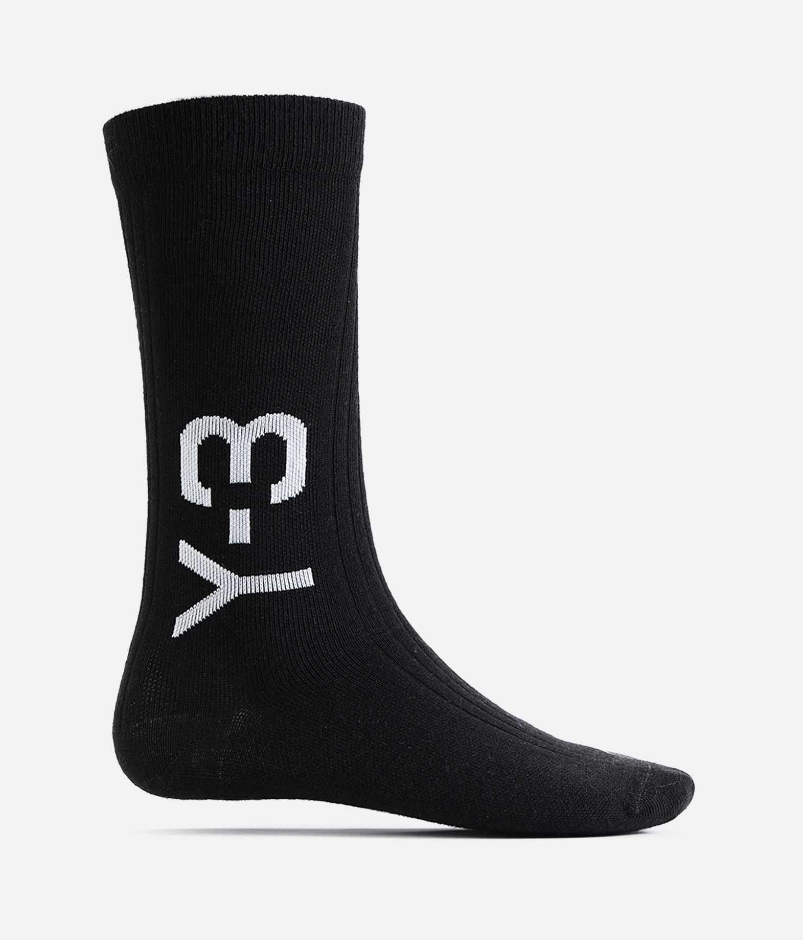 Y-3 Y-3 Wool-Nylon Socks Calzini E f