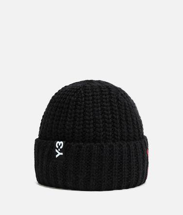 Y-3 Cappello E Y-3 Yohji Beanie r
