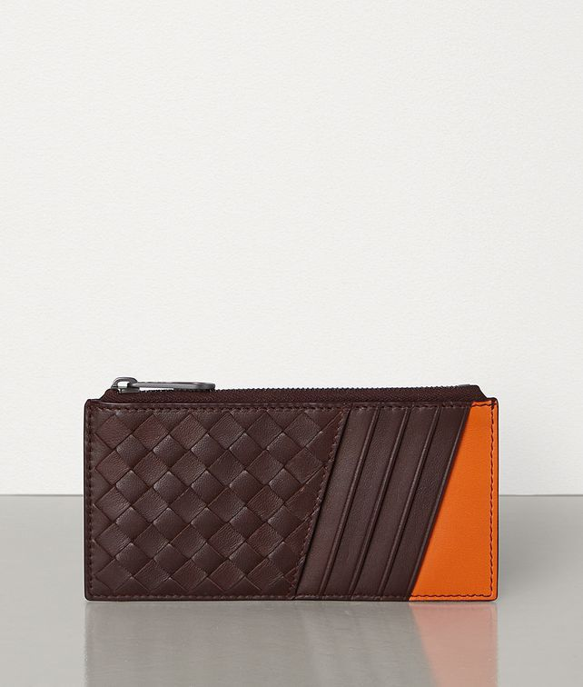 BOTTEGA VENETA MEDIUM CARD CASE IN INTRECCIATO NAPPA Card Case [*** pickupInStoreShippingNotGuaranteed_info ***] fp