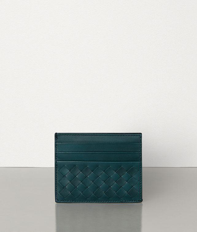BOTTEGA VENETA SMALL CARD CASE IN INTRECCIATO VN Card Case Man fp